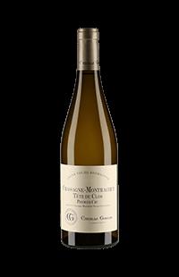 "Camille Giroud : Chassagne-Montrachet 1er cru ""Tête du Clos"" 2013"
