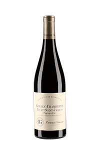 "Camille Giroud : Gevrey-Chambertin 1er cru ""Lavaut Saint-Jacques"" 2013"