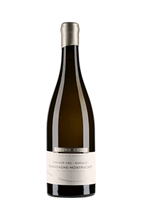 "Bruno Colin : Chassagne-Montrachet 1er cru ""Morgeot"" 2015"
