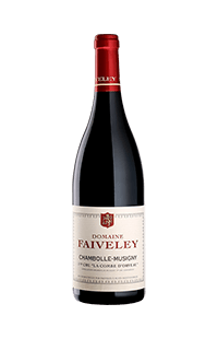 Faiveley : Chambolle-Musigny 1er cru 'La Combe d'Orveau' Domaine 2013