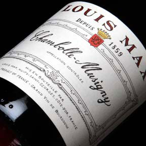 Louis Max : Chambolle-Musigny Village 2015 - 0