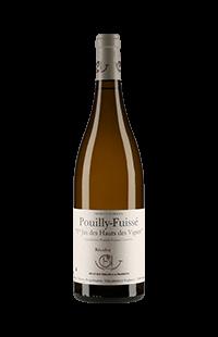 """Domaine Guffens-Heynen : Pouilly-Fuissé Village """"Premier Jus des Hauts de Vignes"""" 2015"""