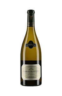 "La Chablisienne : Chablis Grand cru ""Bougros"" 2012"