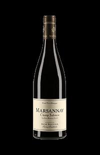 """Domaine René Bouvier : Marsannay Village """"Champs Salomon"""" 2014"""