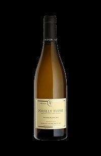 """Domaine Cordier Père et Fils : Pouilly-Fuissé Village """"Vignes Blanches"""" 2014"""