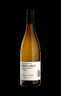 """Maison Chanzy : Mercurey 1er cru """"Clos du Roy"""" 2015"""