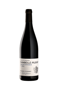 "Maison Chanzy : Chambolle-Musigny 1er cru ""Aux Echanges"" 2014"