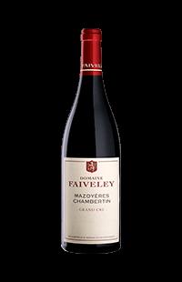 Faiveley : Mazoyères-Chambertin Grand Cru Domaine 2015