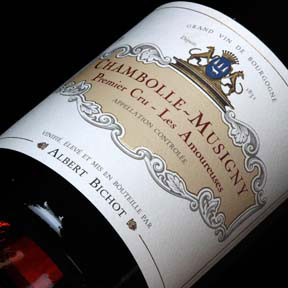 "Albert Bichot : Chambolle-Musigny 1er cru ""Les Amoureuses"" 2013 - 0"