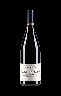 """Chanson : Vosne-Romanée 1er cru """"Les Petits Monts"""" 2015"""