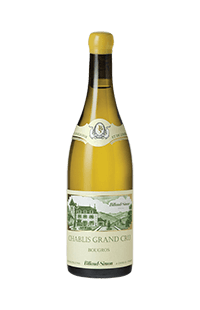 "Billaud-Simon : Chablis Grand cru ""Bougros"" 2015"