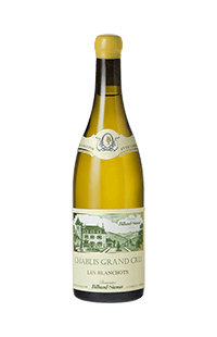 "Billaud-Simon : Chablis Grand cru ""Les Blanchots"" 2015"