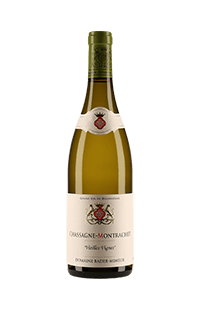 """Domaine Bader-Mimeur : Chassagne-Montrachet Village """"Vieilles Vignes"""" 2013"""