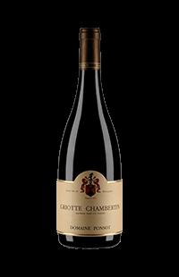 Domaine Ponsot : Griotte-Chambertin Grand cru 2001