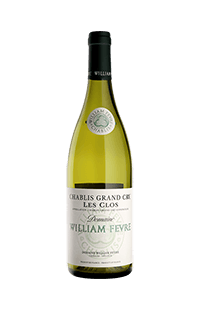 """William Fèvre : Chablis Grand cru """"Les Clos"""" Domaine 2015"""