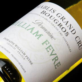 "William Fèvre : Chablis Grand cru ""Bougros"" Domaine 2011 - 0"