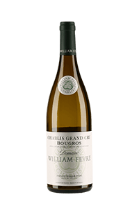 "William Fèvre : Chablis Grand cru ""Bougros"" Domaine 2013"