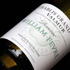 "William Fèvre : Chablis Grand cru ""Valmur"" Domaine 2015 - 0"