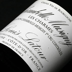 "Louis Latour : Chambolle-Musigny 1er cru ""Les Charmes"" 2009 - 0"