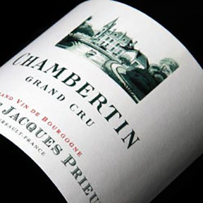 Domaine Jacques Prieur : Chambertin Grand cru 2011 - 0