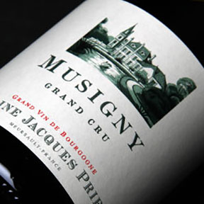 Domaine Jacques Prieur : Musigny Grand cru 2011 - 0