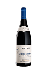 Chanson : Chambertin-Clos de Bèze Grand cru 2015