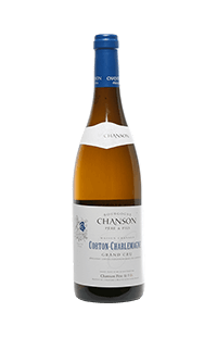 Chanson : Corton-Charlemagne Grand cru 2009