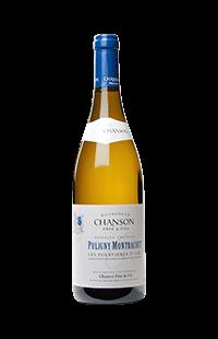 """Chanson : Puligny-Montrachet 1er cru """"Les Folatières"""" Domaine 2009"""