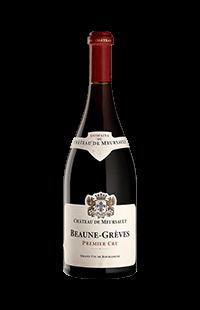 """Domaine du Château de Meursault : Beaune 1er cru """"Grèves"""" 2015"""