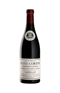 """Louis Latour : Aloxe-Corton Village """"Domaine Latour"""" 2015"""