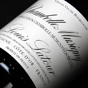 Louis Latour : Chambolle-Musigny Village 2010 - 0