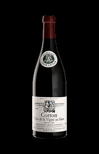 Louis Latour : Corton Grand cru 'Clos de la Vigne au Saint' 2015