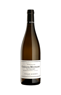 "Vincent Girardin : Chassagne-Montrachet 1er cru ""Clos du Cailleret"" 2014"
