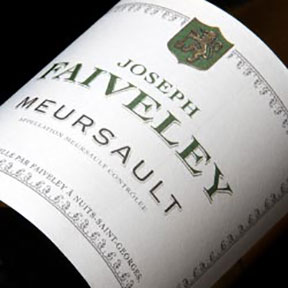 Faiveley : Meursault Village J. Faiveley 2011 - 0