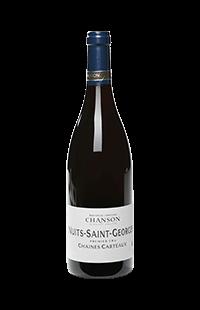 Chanson : Nuits-Saint-Georges 1er cru 'Les Chaînes Carteaux' 2012