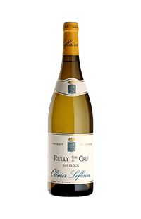"Olivier Leflaive : Rully 1er cru ""Les Cloux"" 2017"