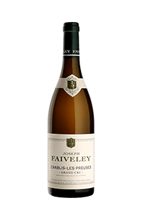 "Faiveley : Chablis Grand cru ""Les Preuses"" J. Faiveley 2013"