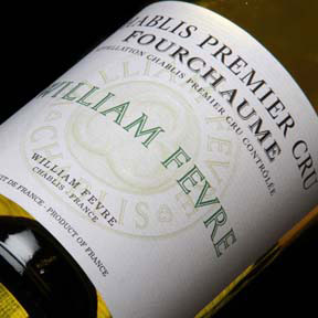 "William Fèvre : Chablis 1er cru ""Fourchaume"" 2012 - 0"