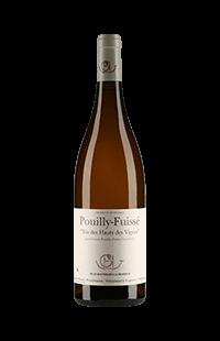 """Domaine Guffens-Heynen : Pouilly-Fuissé Village """"Tris des Hauts des Vignes"""" 2016"""