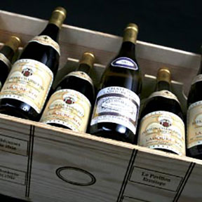 "Labouré-Roi ""Red and White Grands crus and 1ers crus"" tasting case 2006 - 1"