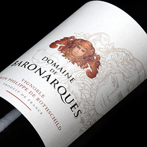 Domaine de Baronarques Grand Vin Rouge 2013 - 0
