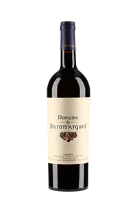 Domaine de Baronarques Grand Vin Rouge 2010