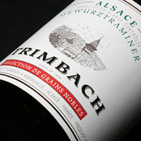 Maison Trimbach : Gewurztraminer Sélection de Grains Nobles 1983 - 0