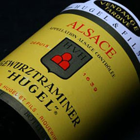 Maison Hugel : Gewurztraminer Vendanges tardives 2007 - 0