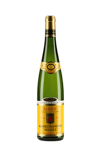 Maison Hugel : Gewurztraminer Vendanges tardives 2007