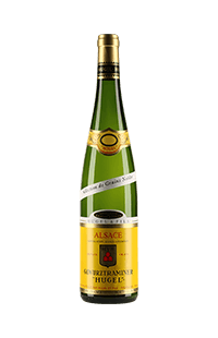 Maison Hugel : Gewurztraminer Sélection de Grains Nobles 1989