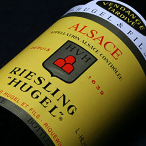 Maison Hugel : Riesling Vendanges tardives 1989 - 0