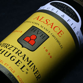 "Maison Hugel : Gewurztraminer ""S"" Sélection de Grains Nobles 2007 - 0"