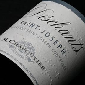 M. Chapoutier : Deschants 2009 - 0