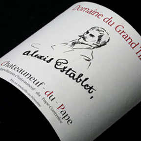 Domaine du Grand Tinel : Alexis Establet 2003 - 0